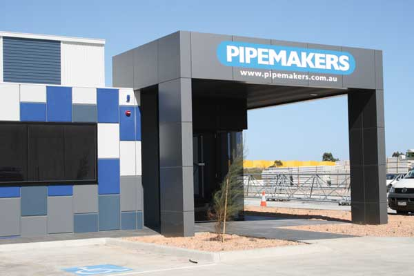 Paramount facility for Pipemakers